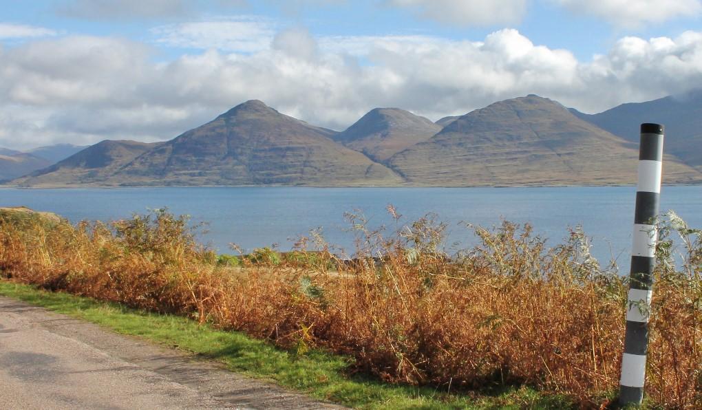 Isle of Mull Mountains