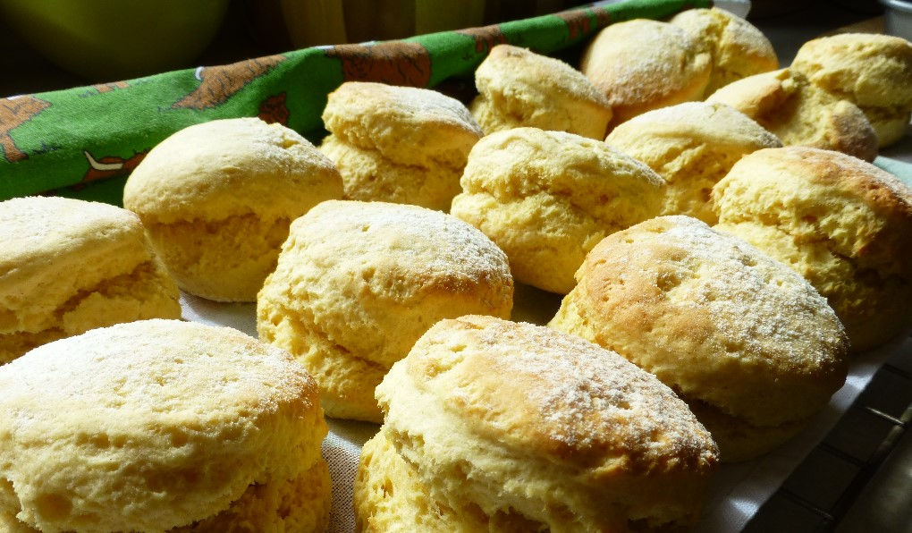 Helen's home baking treats