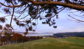 Tobermory golf course